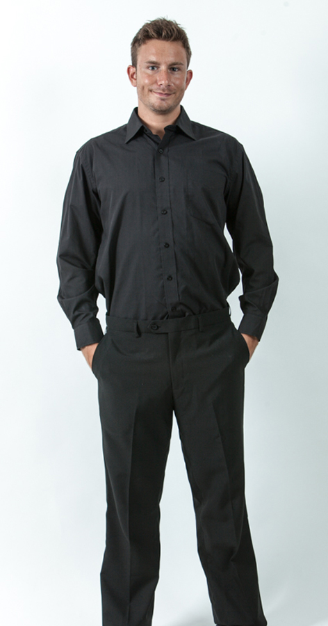 מכנס וחולצת אלגנט