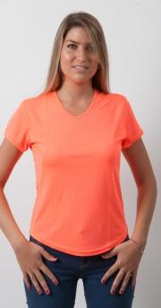 חולצה כתומה נשים