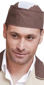 כובע שף משולב